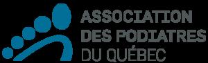 Logo Association Des Podiatres Du Québec